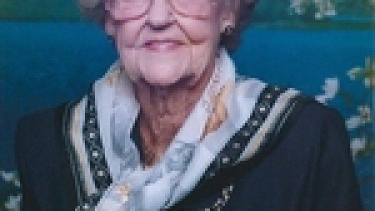 Bertha   Creech