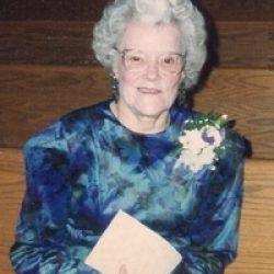 Elsie Ray Fowler