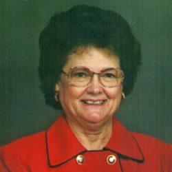 Fannie Ruth Coats