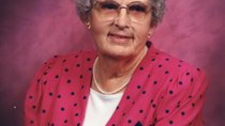 Mary Mozelle Debnam