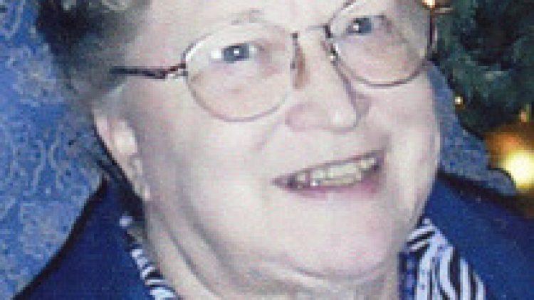 Rev. Wilma Joan Bussard