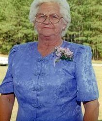 Betty Lou Pearce