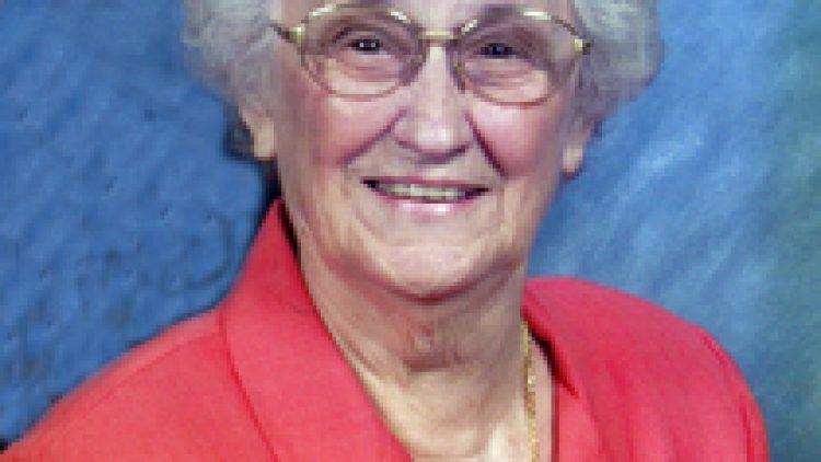 Alma Gray Medlin