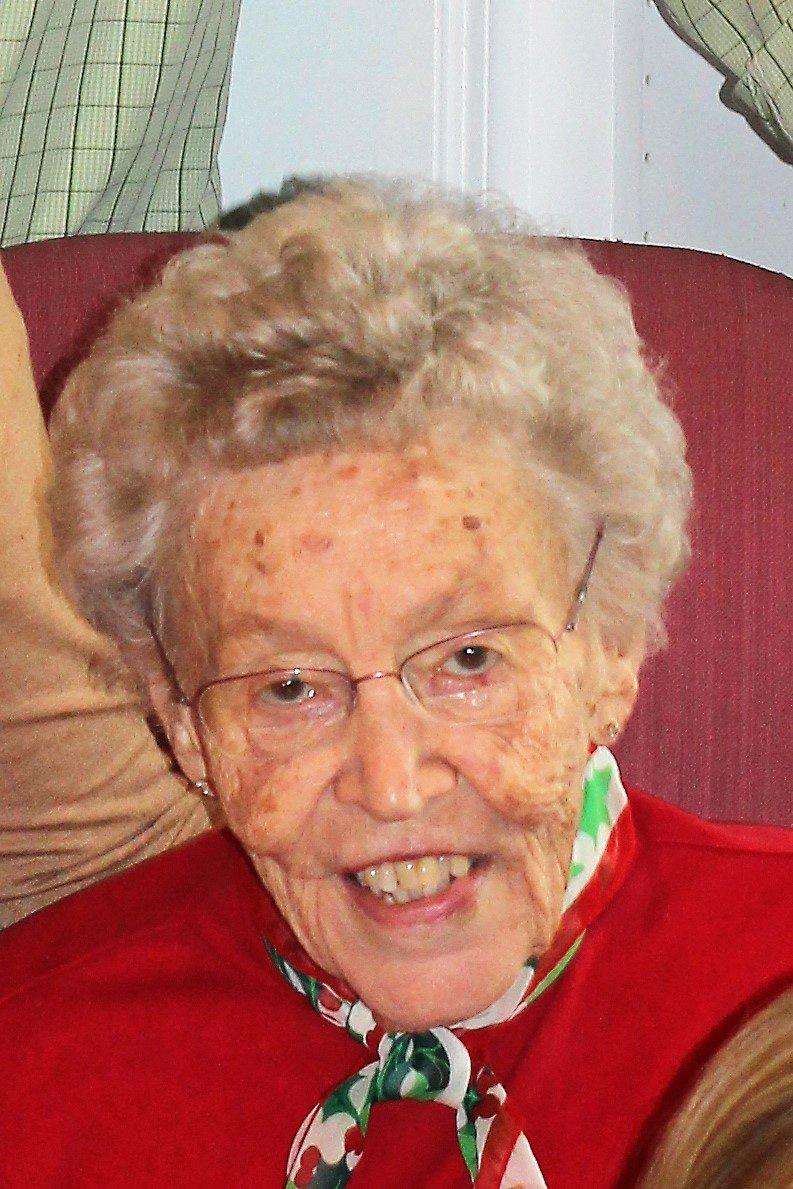 Margaret Etta Hawkins Thomas