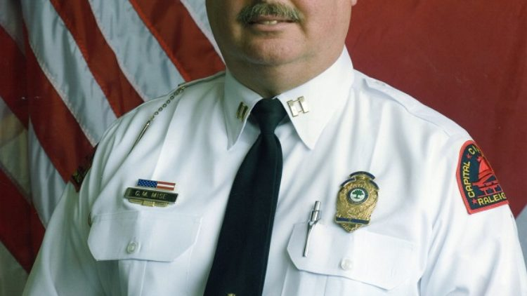 Capt. Clint Michael Mise