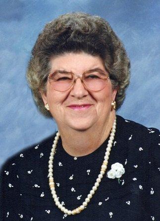 Betty Leggett Marlow