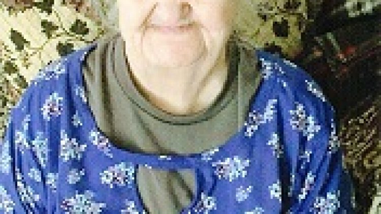 Margie Mae Pope Allmon