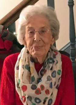 Mamie Frances Todd Ramsey
