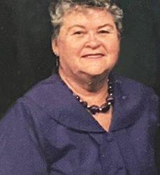 Margaret Anne Creed Morris