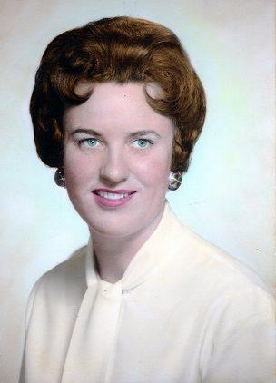 Sarah Patricia Huffaker McMullen
